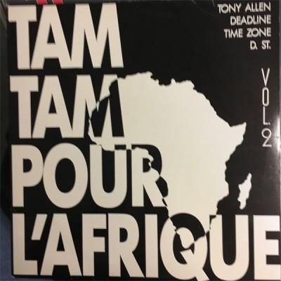 Various - Tam Tam Pour L'Afrique Vol. 2