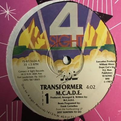 MC ADE - Transformer