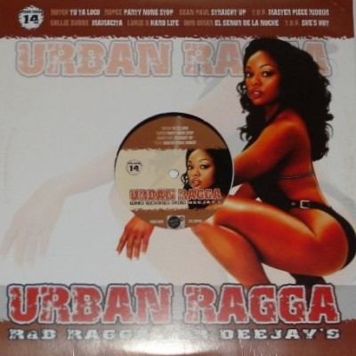 Various - Urban Ragga Volume 14