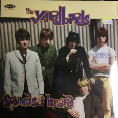 The Yardbirds - Sounds I Heard