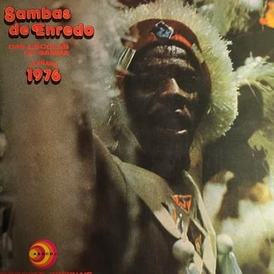 Various - Sambas De Enredo Das Escolas De Samba Carnival 1976