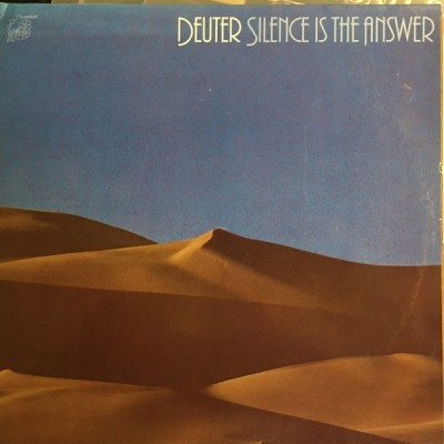 Deuter - Silence Is The Answer / Buddham Sharnam Gachchami