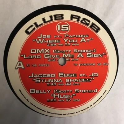 Various - Club R&B 15