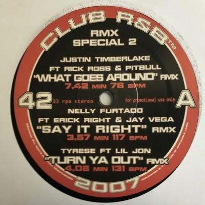 Various - Club R&B 42 RMX Special 2