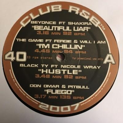 Various - Club R&B 40