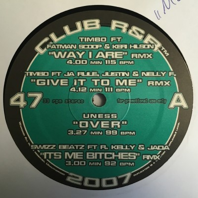 Various - Club R&B 47