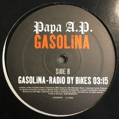 Papa A.P. - Gasolina (Remix)