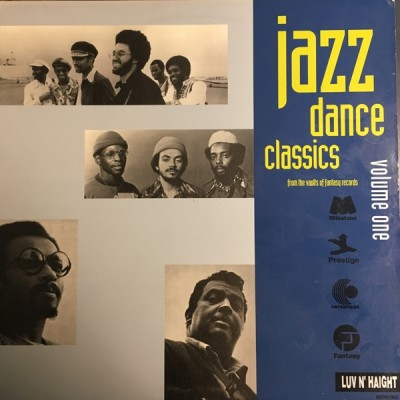 Various - Jazz Dance Classics