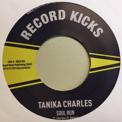 Tanika Charles - Soul Run / Endless Chain