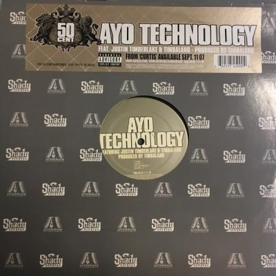 50 Cent Feat. Justin Timberlake & Timbaland - Ayo Technology