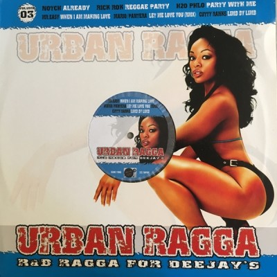 Various - Urban Ragga Volume 3