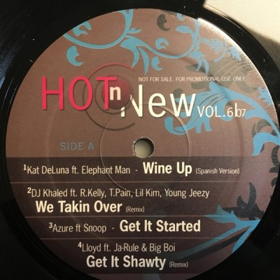 Various - Hot N New Volume 6/07