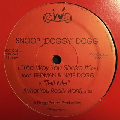 "Snoop Dogg - Snoop ""Doggy"" Dogg"