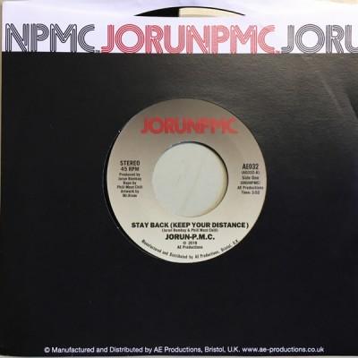 Jorun-P.M.C. - Stay Back (Keep Your Distance)