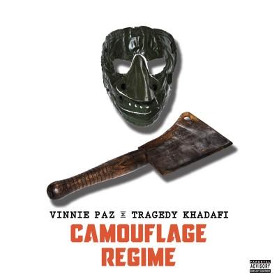 Vinnie Paz (Jedi Mind Tricks) & Tragedy Khadafi - Camouflage Regime (Green Vinyl)