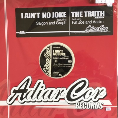 Roc Raida - I Ain't No Joke / The Truth Remix