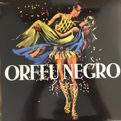 Antonio Carlos Jobim And Luis Bonfa - The Original Sound Track Of The Movie Black Orpheus (Orfeu Negro)