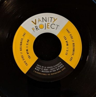 The Vanity Project - Gelignite