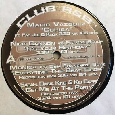 Various - Club R&B 29