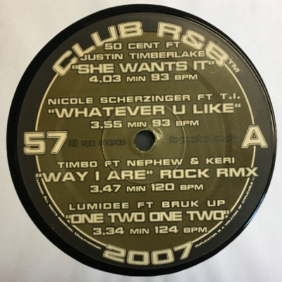 Various - Club R&B 57