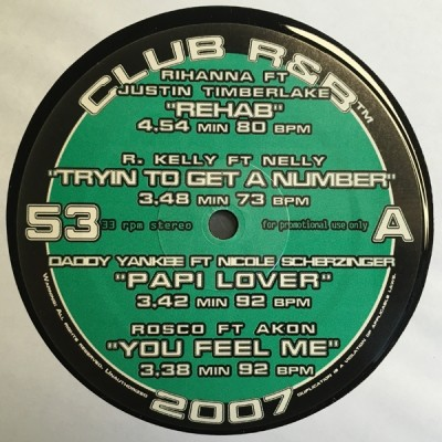 Various - Club R&B 53