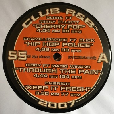 Various - Club R&B 55