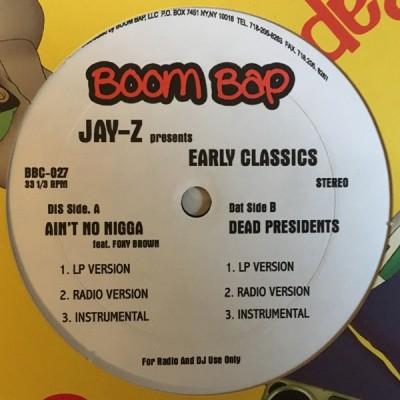 Jay-Z - Early Classics