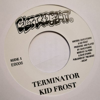 Kid Frost - Terminator / Rough Cut