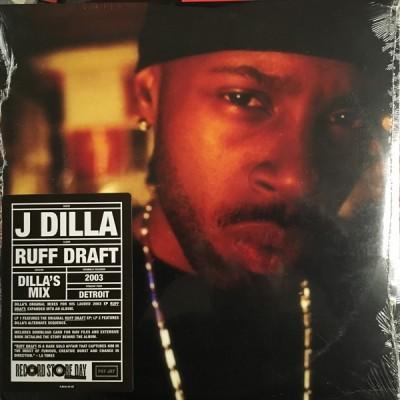 J Dilla - Ruff Draft: Dilla's Mix