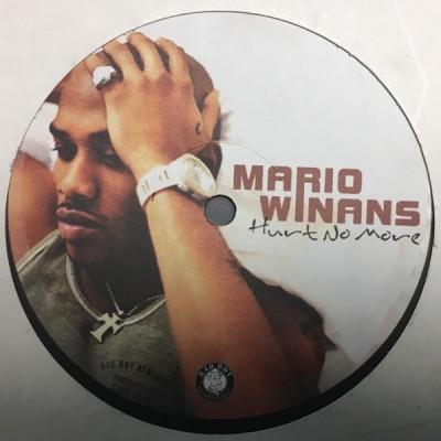 Mario Winans - Hurt No More EP