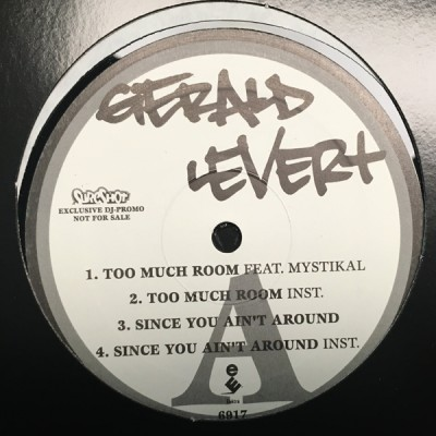 Gerald Levert / Keith Sweat - Too Much Room / Gots To Have It