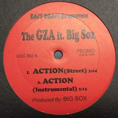 GZA - Action / War On Drugs