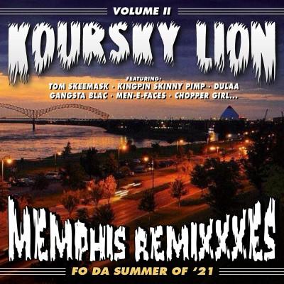 Koursky Lion - Volume II: Memphis Remixxxes (Fo Da Summer Of '21)