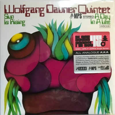 Wolfgang Dauner Quintet - Sun Is Rising / A Day In The Life