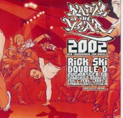 V.A. - Battle of the Year 2002 Soundtrack