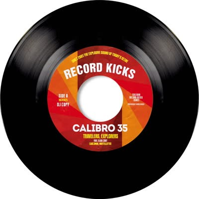Calibro 35 - Travelers, Explorers / Stingray