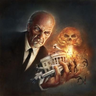 Vinnie Paz - The Pain Collector (Orange / Black Vinyl)
