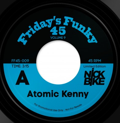 Nick Bike - Atomic Kenny / Atomic Stezo