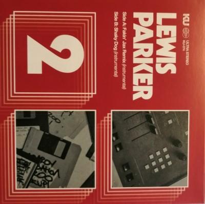 Lewis Parker - Fakin' Jax Remix (Instrumental) / Shaky Dog (Instrumental)