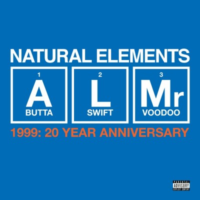 Natural Elements - 1999 (20 Year Anniversary black Vinyl)