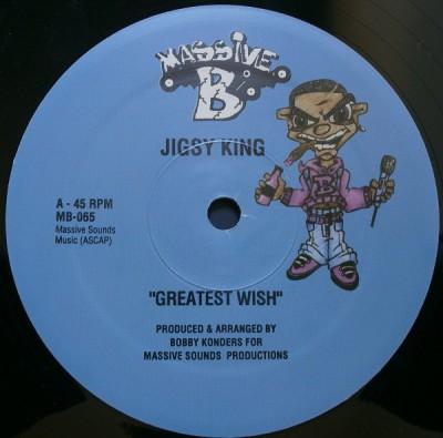 Jigsy King - Greatest Wish / Gummy