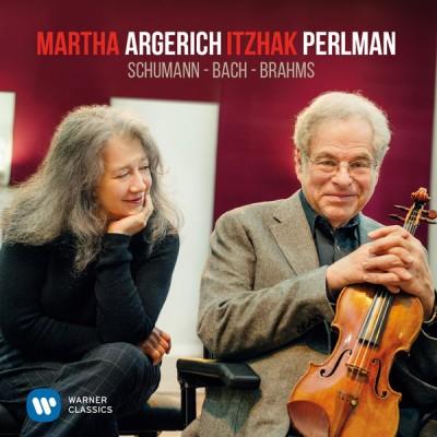 Martha Argerich - Schumann, Bach, Brahms