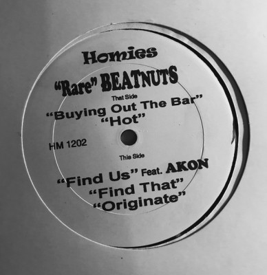 "The Beatnuts - ""Rare"" Beatnuts"