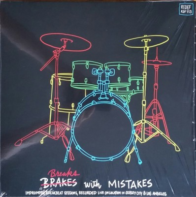 Earl Davis - Breaks With Mistakes