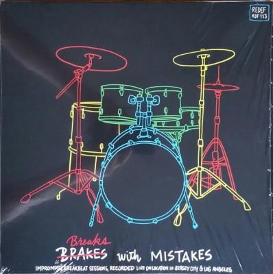 Earl Davis - Breaks With Mistakes