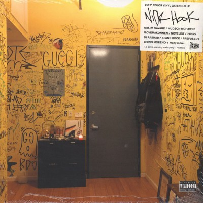 Nick Hook - Relationships