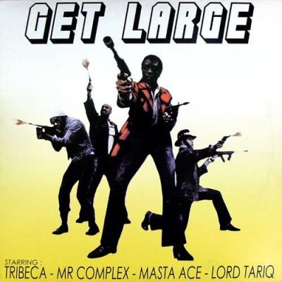 Get Large - Get Large / 718