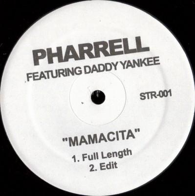 Pharrell Featuring Daddy Yankee - Mamacita