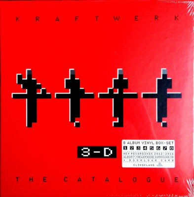 Kraftwerk - 3-D (The Catalogue)
