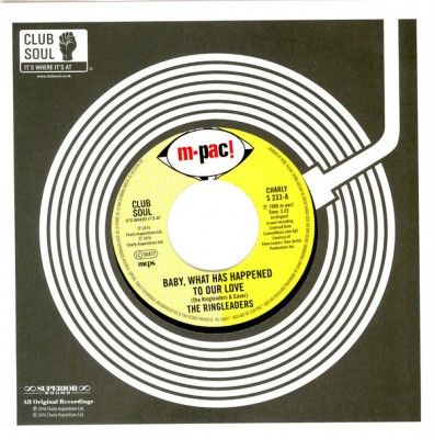 The Ringleaders - Baby, What Has Happened To Our Love / I'd Like To Win You Over